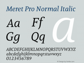 Meret Pro