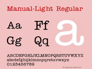 Manual-Light