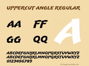 Uppercut Angle