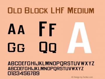 Old Block LHF
