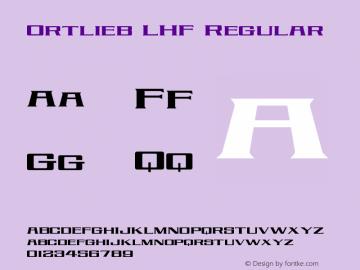 Ortlieb LHF
