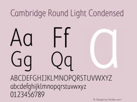 Cambridge Round