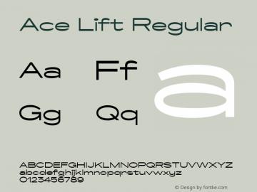 Ace Lift