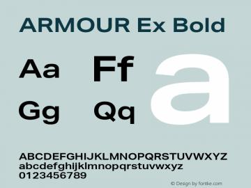 ARMOUR Ex