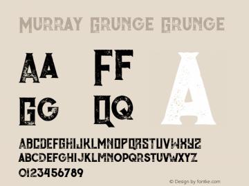 Murray Grunge