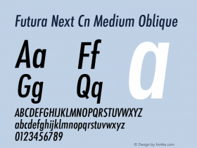 Futura Next Cn