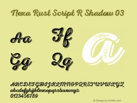 Nexa Rust Script R