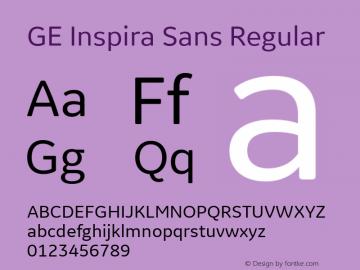 GE Inspira Sans