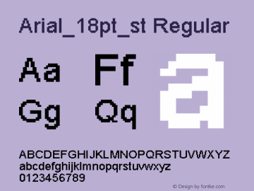 Arial_18pt_st