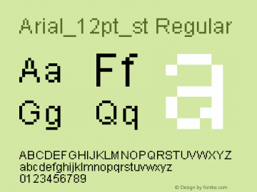 Arial_12pt_st