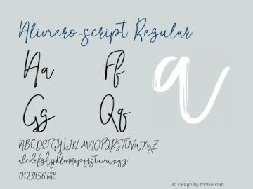 Aliviero_script