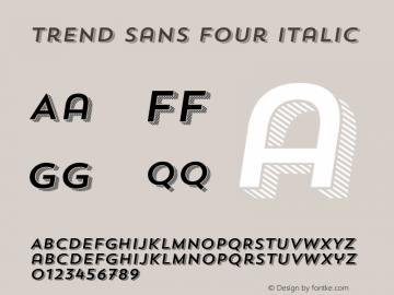 Trend Sans