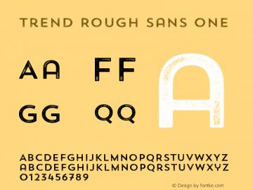 Trend Rough Sans