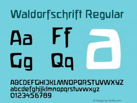 Waldorfschrift