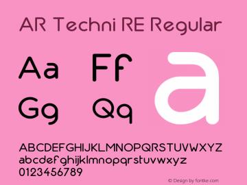 AR Techni RE