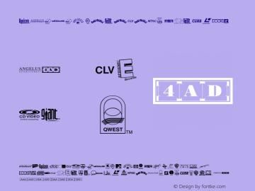 CAIJIN LogoFont