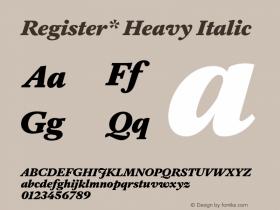 Register*
