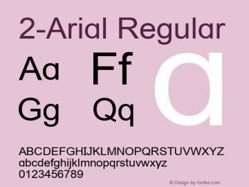 2-Arial