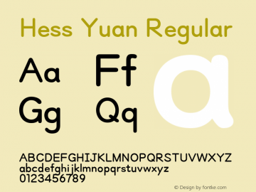 Hess Yuan