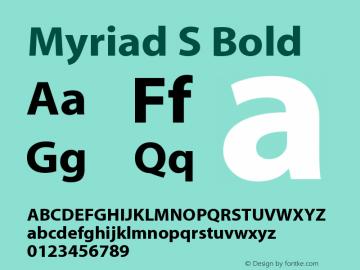 Myriad S