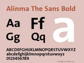 Alinma The Sans