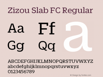 Zizou Slab FC