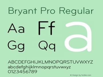 Bryant Pro