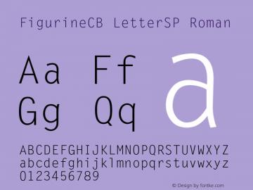 FigurineCB LetterSP
