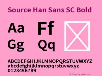 Source Han Sans SC