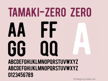 tamaki-zero