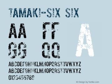 tamaki-six