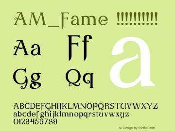 AM_Fame