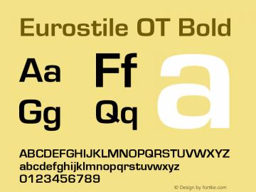 Eurostile OT