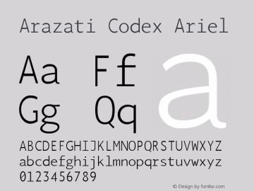 Arazati Codex