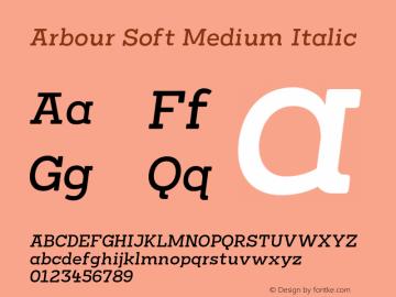 Arbour Soft