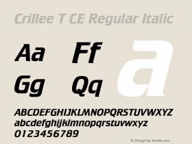 Crillee T CE