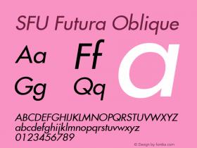 SFU Futura