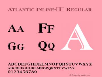 Atlantic Inline-普通