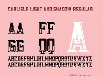 Carlisle Light And Shadow