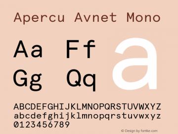 Apercu Avnet