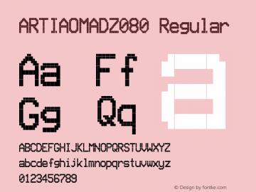 ARTIAOMADZ080