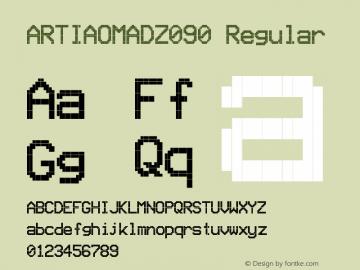 ARTIAOMADZ090