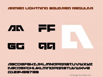 Armed Lightning Squared