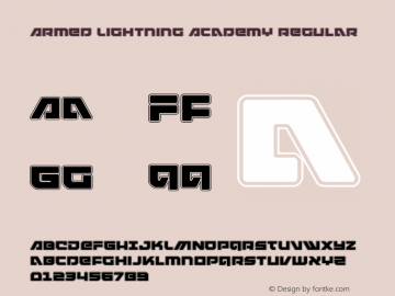 Armed Lightning Academy