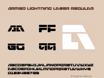 Armed Lightning Laser