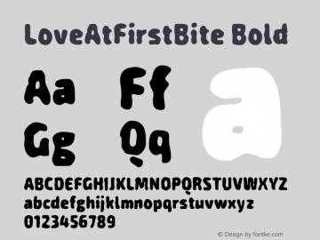 LoveAtFirstBite