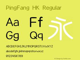 PingFang HK