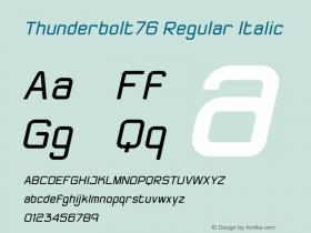 Thunderbolt76