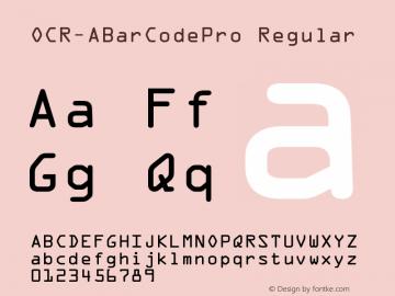 OCR-ABarCodePro