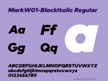 MarkW01-BlackItalic